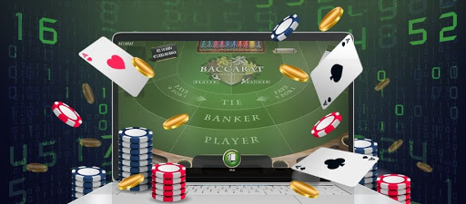 Play baccarat image